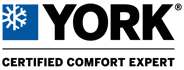Stockton York Certified Comfort Dealer